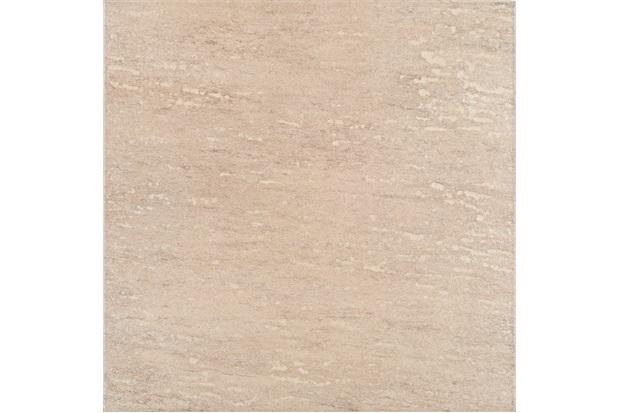 Piso Cerâmico Esmaltado Acetinado Borda Bold Horus White 45x45cm - Eliane
