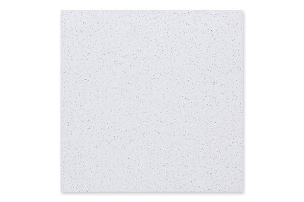 Piso Cerâmico Granilhado Borda Bold Avalon Branco 53x53cm - Porto Ferreira