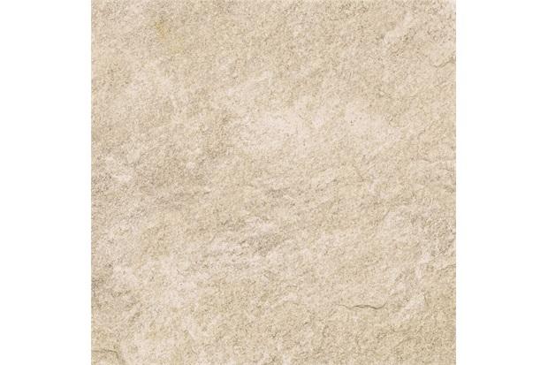Piso Cerâmico Rústico Borda Bold Rocks Beige Plus 62x62cm - Cecafi