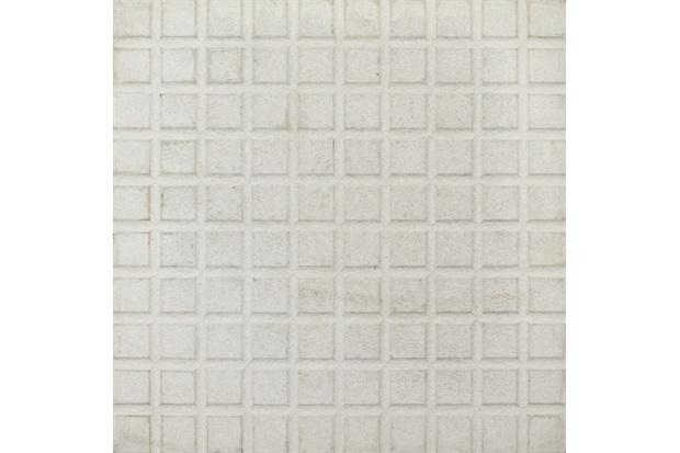 Piso Cimentício Rústico Borda Reta Status 100 Quadros Cinza 32x32cm - Cimartex