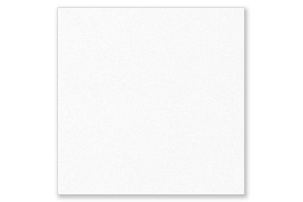 Piso Gotejado Cerâmico Borda Bold Olimpo Branco 44x44cm - Rox