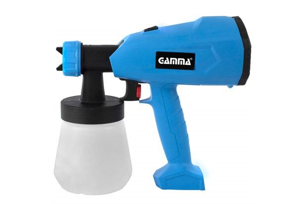 Pistola de Pintura Elétrica 350w 220v Azul - Gamma