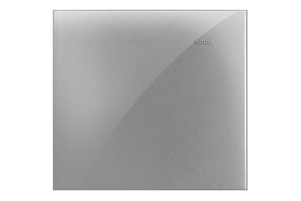 Placa 4x4 Cega Simon 35 Alumínio - Simon