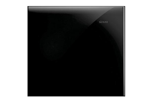 Placa 4x4 Cega Simon 35 Preta - Simon