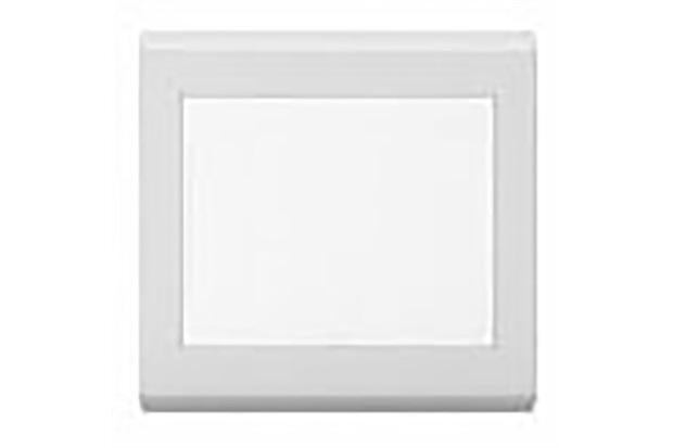 Placa Cega 4''X4'' Refinatto Branco - WEG