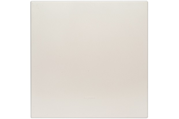 Placa Cega Arteor Pearl Alumínio 4x4 - Pial Legrand