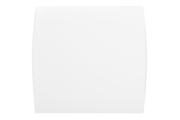 Placa Cega com Suporte 4''X4'' Ilus Branca - Iriel