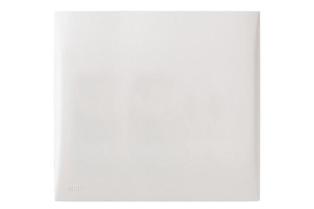 Placa Cega com Suporte 4x4 Imperia Branca - Iriel