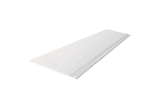 Placa de Gesso Standard 180x120cm Cinza - Placo