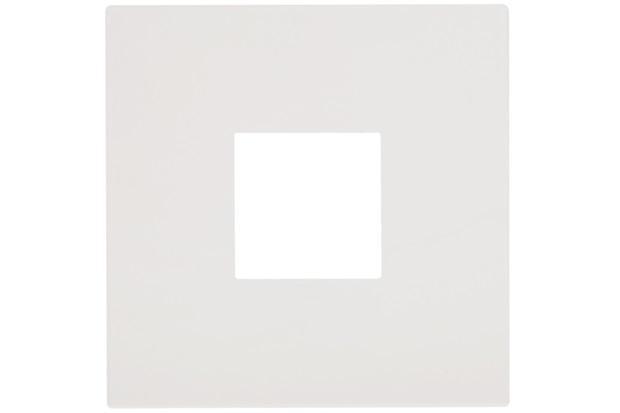 Placa para 2 Postos Arteor White 4x4 - Pial Legrand