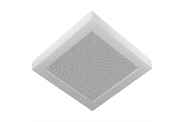 Plafon Led de Sobrepor Quadrado 36cm 25w Londres 6500k Bivolt Luz Branca - Tualux