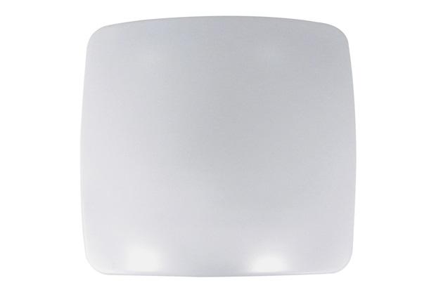 Plafon Led Quadrado Smart 10w 110v 6500k 27x27cm Luz Branca - Bronzearte