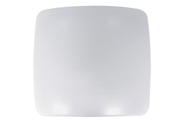 Plafon Led Quadrado Smart 10w 220v 6500k 27x27cm Luz Branca - Bronzearte