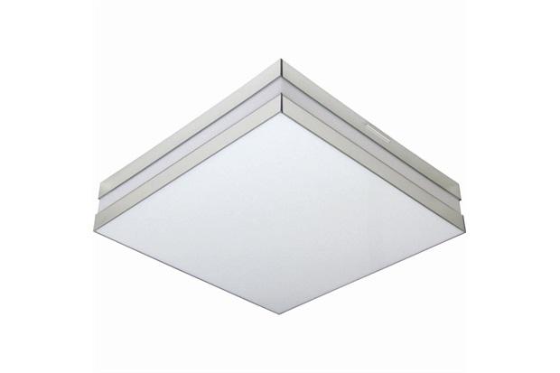 Plafon para 4 Lâmpadas Bilbao Espelho Quadrado  - Madrilux