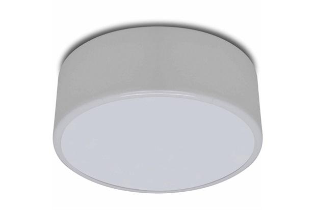 Plafon Redondo Clean 60w Bivolt 20cm Branco - Spot Line