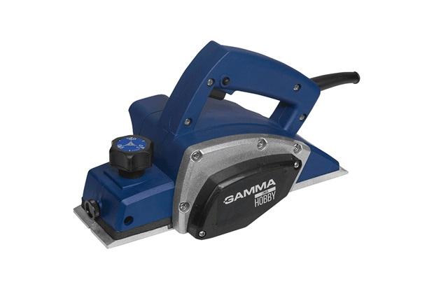 Plaina Elétrica 560w 110v Azul - Gamma