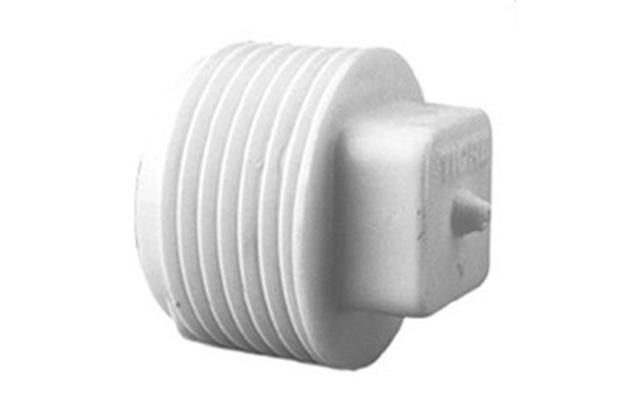 Plug com Rosca 1.1/2'' Branco - Tigre