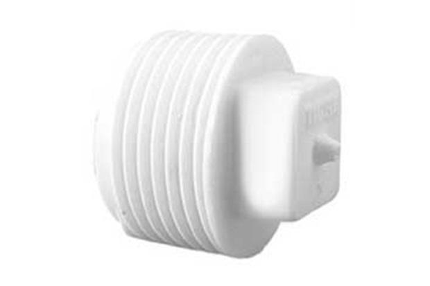Plug com Rosca 1/2'' Branco - Tigre