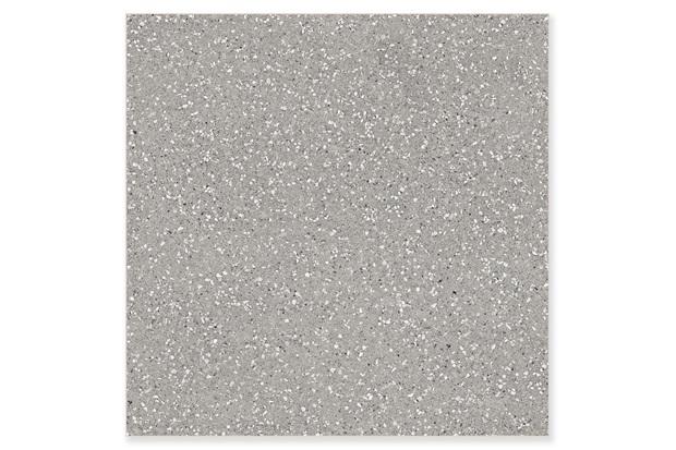 Porcelanato Acetinado Borda Reta Confete Gray 100x100cm - Ceusa