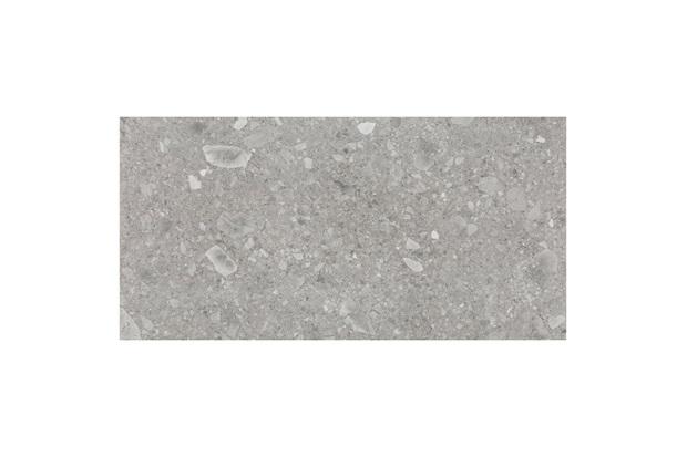 Porcelanato Acetinado Borda Reta Iseo Grigio 59x118,2cm - Eliane