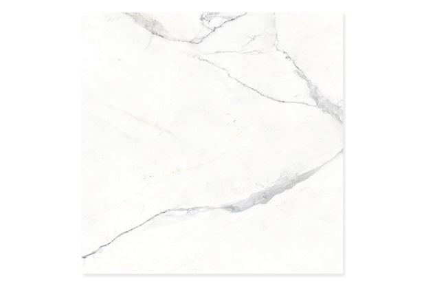 Porcelanato Acetinado Borda Reta Marmo Castellamare 106,5x106,5cm - Villagres