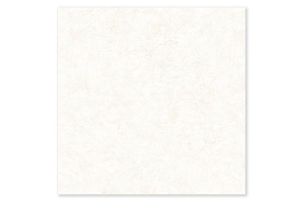 Porcelanato Acetinado Borda Reta Sensation Snow Branco 60x60cm - Biancogres