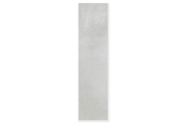 Porcelanato Acetinado Brick Dallas Borda Reta Cinza 7,5x30cm - Incepa