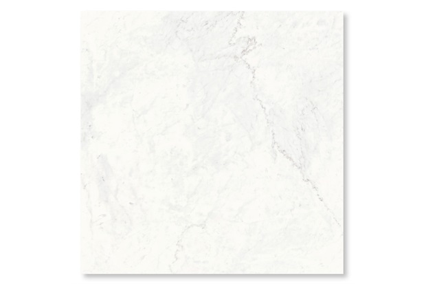 Porcelanato Acetinado Calacata Borda Reta Branco 90x90cm - Incepa