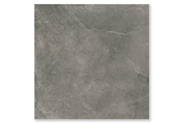 Porcelanato Borda Reta Cement Stone Cinza Escuro 87,7x87,7cm - Cerâmica Portinari