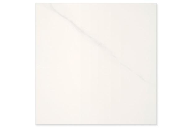 Porcelanato Borda Reta Marmi Clássico Michelangelo Branco 60x60cm - Portobello