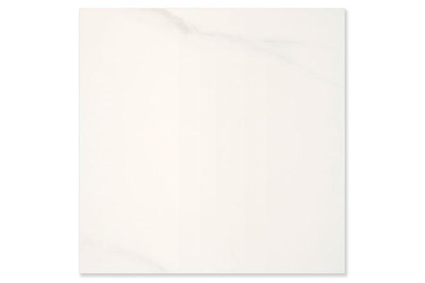 Porcelanato Borda Reta Marmi Clássico Michelangelo Branco 90x90cm - Portobello