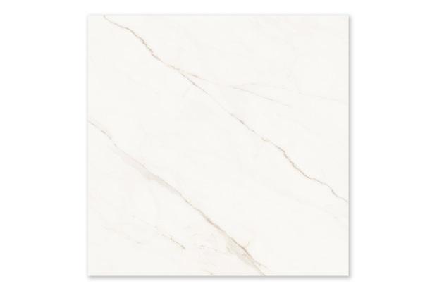 Porcelanato Brilhante Borda Bold Opera Covelano Branco 87,7x87,7cm - Portinari