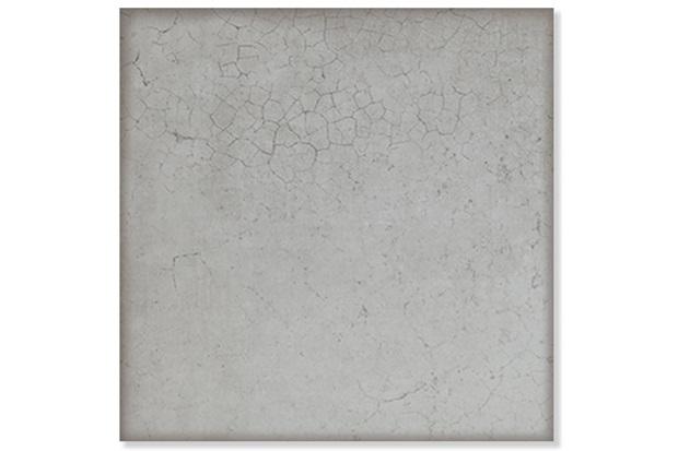Porcelanato Brilhante Borda Reta Caribbean Grey 25x25cm - Villagres