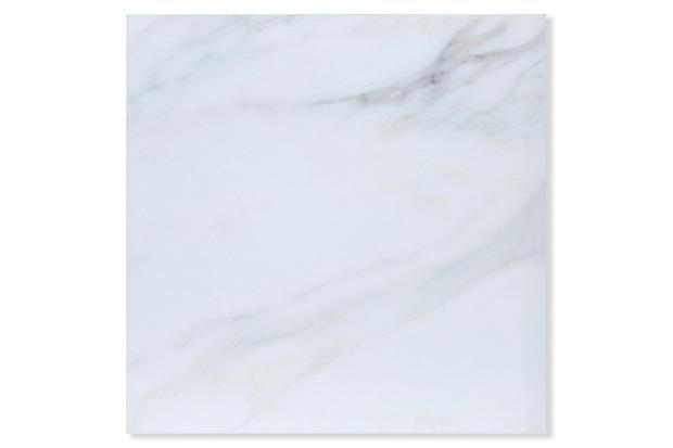 Porcelanato Brilhante Borda Reta Carrara Liscio Branco 63,5x63,5cm - Porto Ferreira