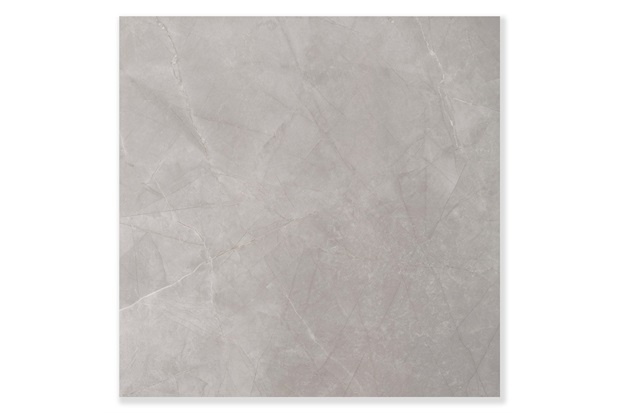 Porcelanato Brilhante Borda Reta Mare D'Autunno Cinza 120x120cm - Portobello