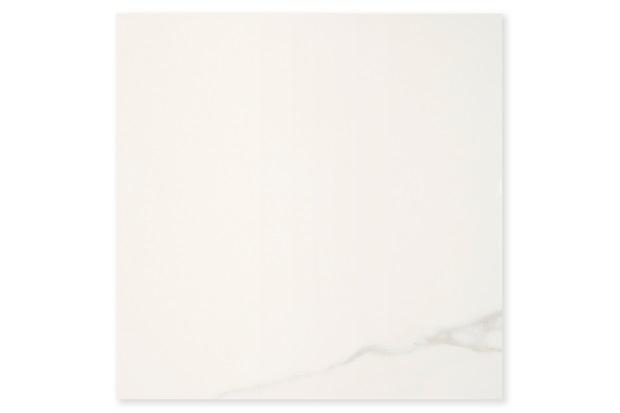 Porcelanato Brilhante Borda Reta Michelangelo Branco 60x90cm - Portobello