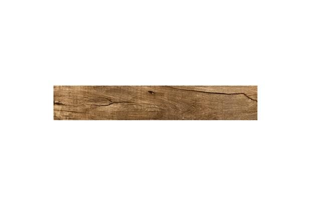 Porcelanato Esmaltado Acetinado Borda Reta Antique Wood Carvalho 16,5 X101cm - Elizabeth