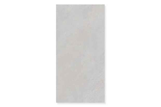 Porcelanato Esmaltado Acetinado Borda Reta Beton Médio 58,8x119cm - Ceusa