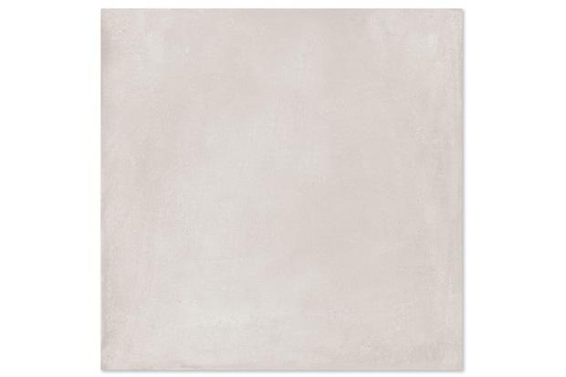 Porcelanato Esmaltado Acetinado Borda Reta Madrid Off White 62,5x62,5cm - Elizabeth