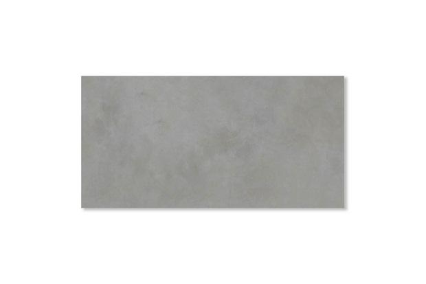 Porcelanato Esmaltado Acetinado Borda Reta Solid Grey 80x160cm - Eliane