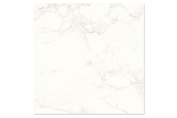 Porcelanato Esmaltado Acetinado Satin Branco 63x63cm - Biancogres