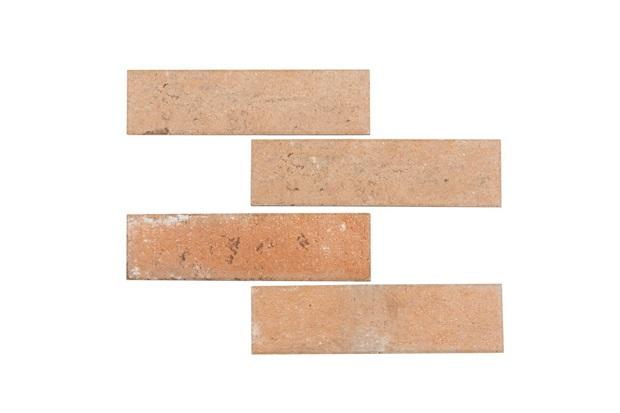 Porcelanato Esmaltado Borda Bold All Bricks Terracota 7x26cm - Portobello