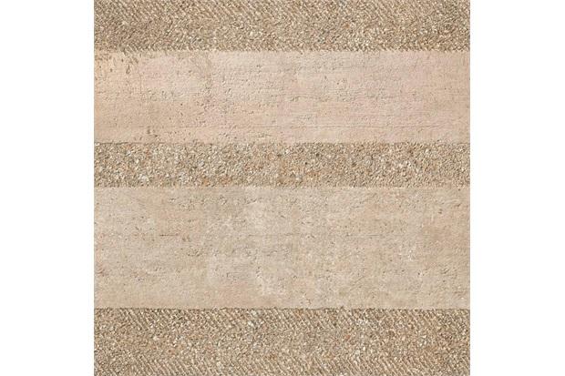 Porcelanato Esmaltado Borda Reta Acetinado Minerale Decor Ext Areia 50x50cm - Lanzi