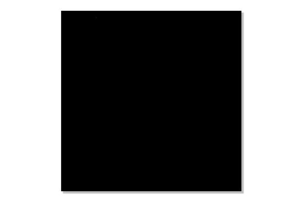 Porcelanato Esmaltado Borda Reta Super Black 80x80cm - Modulatto