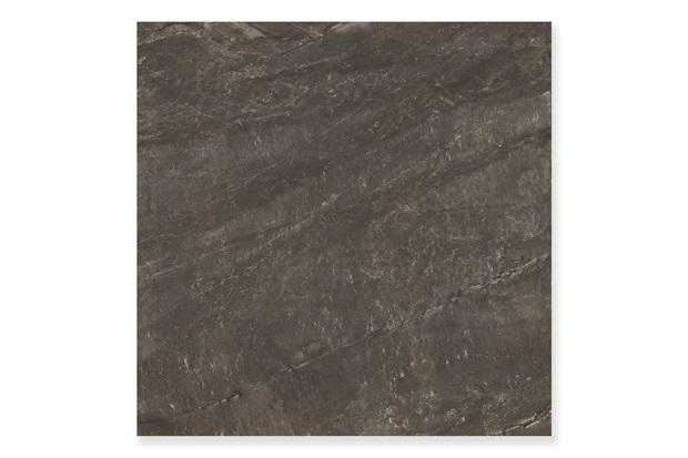 Porcelanato Esmaltado Natural Borda Reta Geographic Black 100x100cm - Portinari