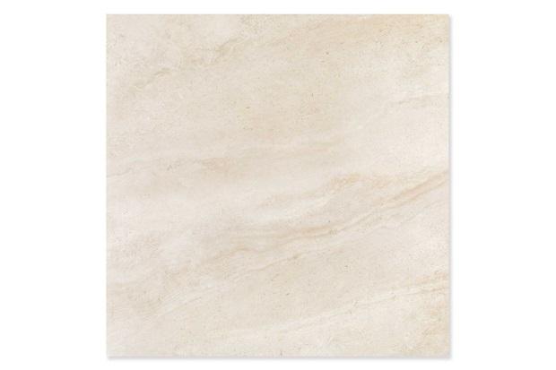 Porcelanato Esmaltado Polido Borda Reta Belle Blanc Bege 120x120cm - Portobello