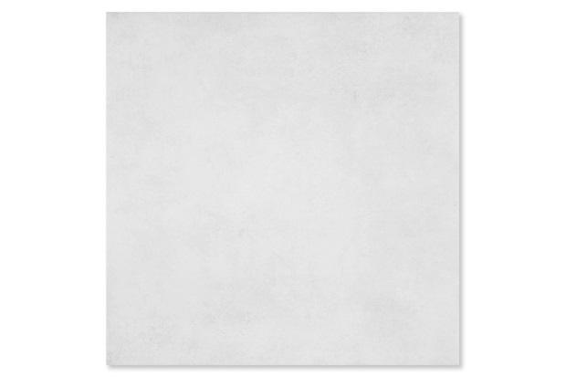 Porcelanato Esmaltado Polido Borda Reta Munari Branco 90x90cm - Eliane