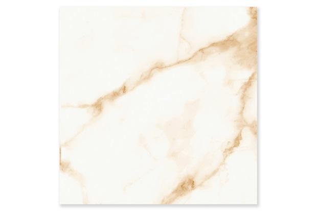 Porcelanato Esmaltado Polido Retificado Ailton Polido Branco 73x73cm - In Out