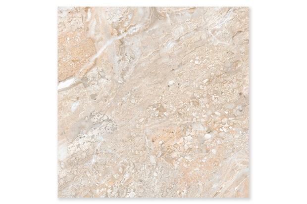 Porcelanato Esmaltado Polido Retificado Isaías Polido Bege 73x73cm - In Out