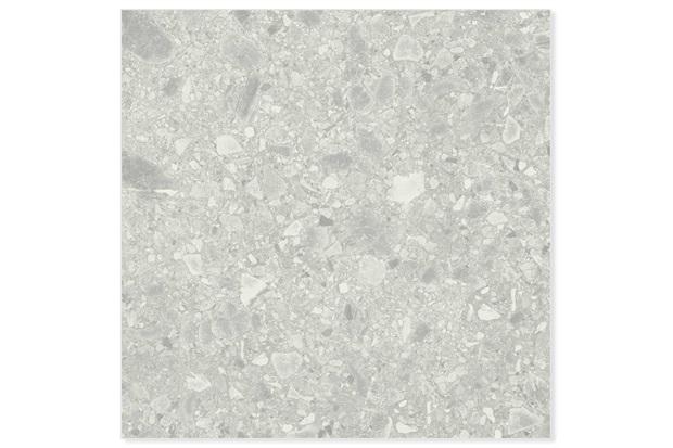 Porcelanato Esmaltado Polido Retificado Mount Clemo Cinza 100x100cm - Portinari